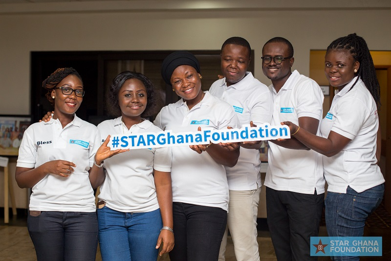 Staff of the STAR-Ghana Programme where at hand to provide the needed logistical support and protocol services