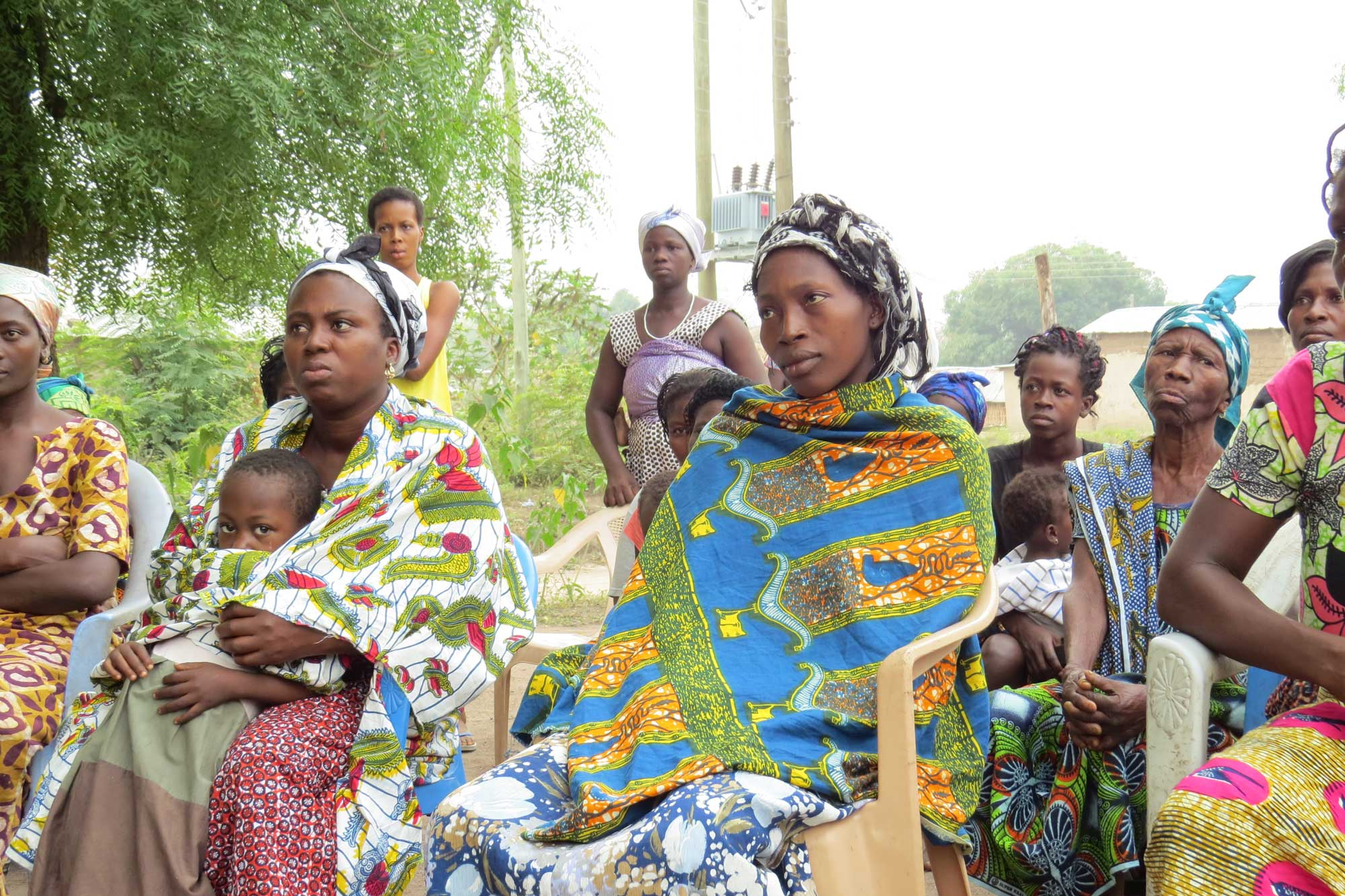 GLOWA Bakpe Village womens group