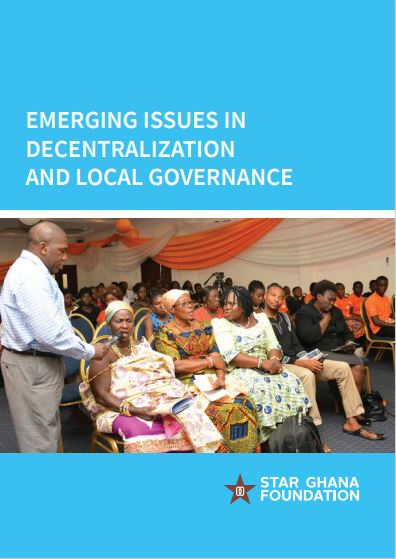 Scoping Report - Emerging Issues in Decentralisation and Local Governance