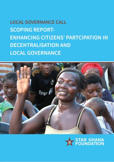 Scoping Report - Citizens Enhancing Effective Participation