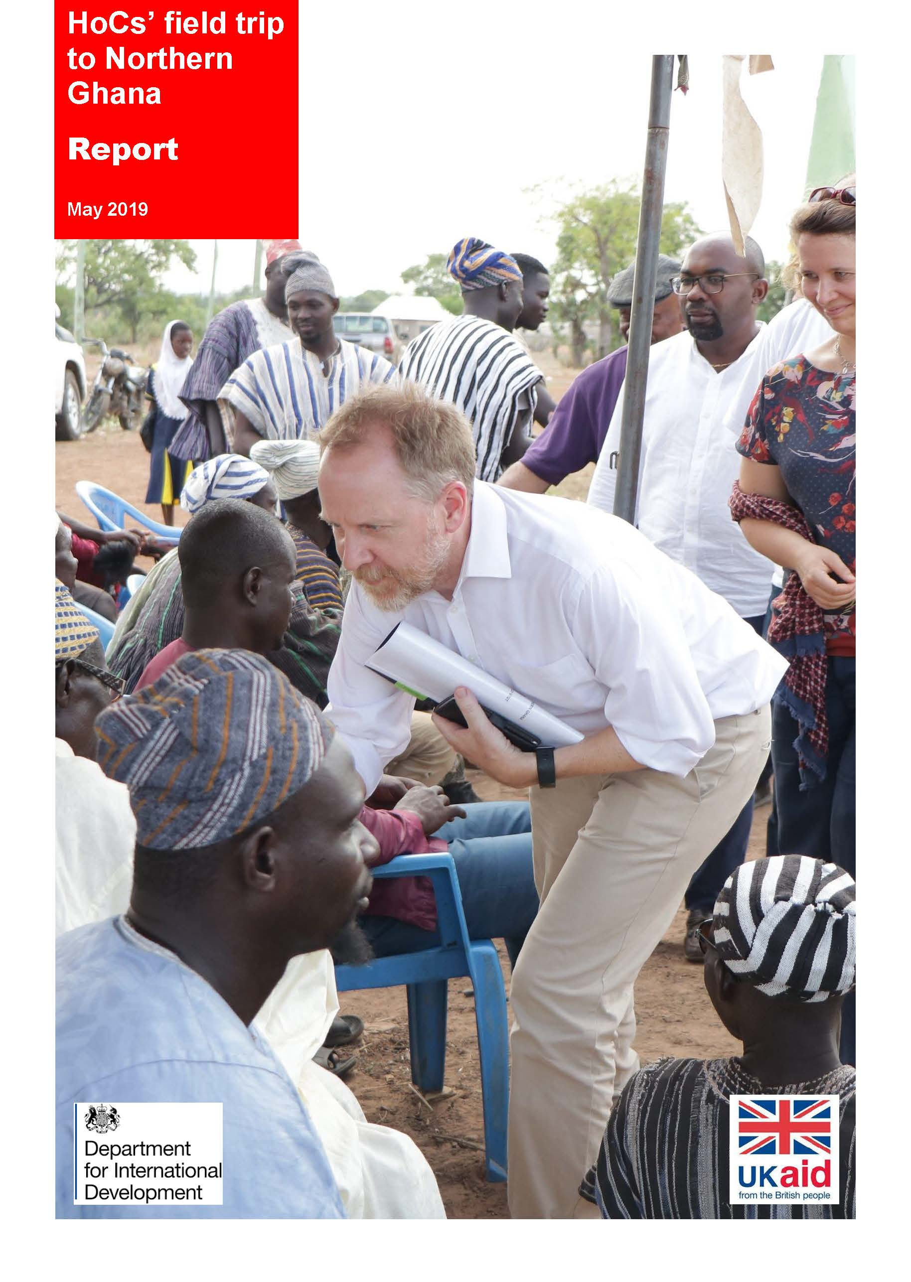 DFID HoC Study Tour Northern Ghana Report May 2019