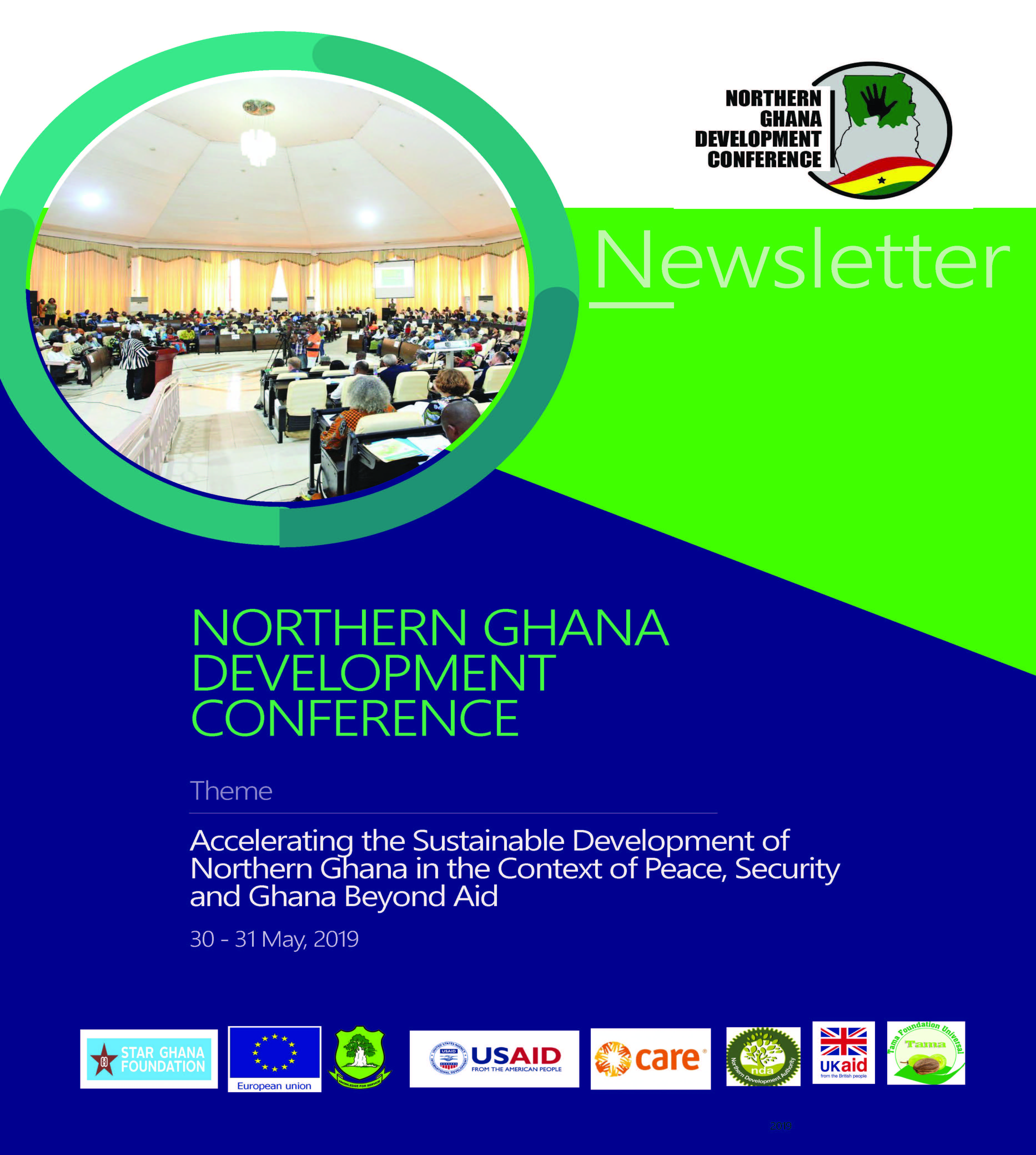 STAR Ghana Foundation - 2019 Northern Ghana  Development Conference Newsletter